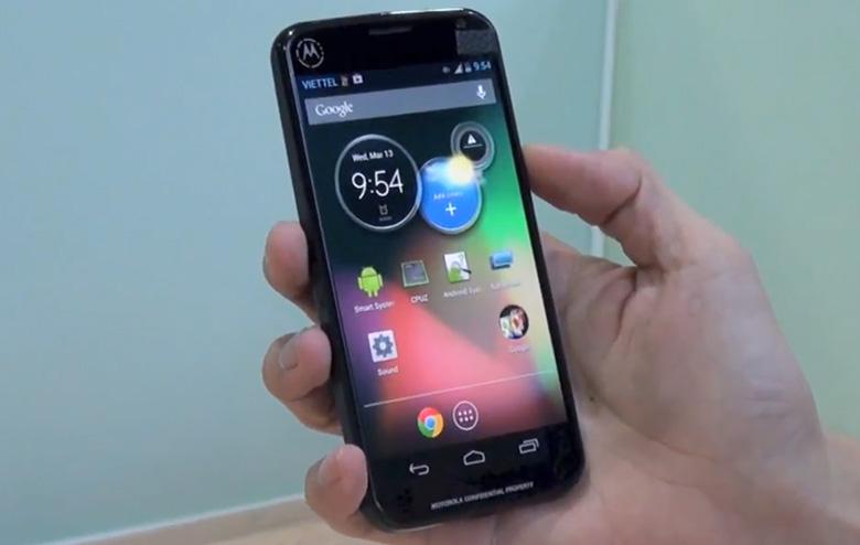 Motorola X Could Arrive in July