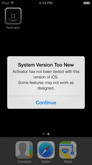 iOS 7 VS. Jailbreak
