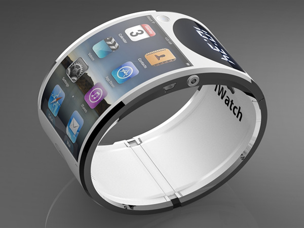 iWatch Concept by James Ivaldi