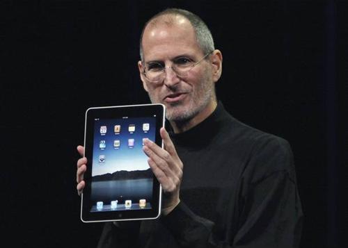 Jobs with an iPad