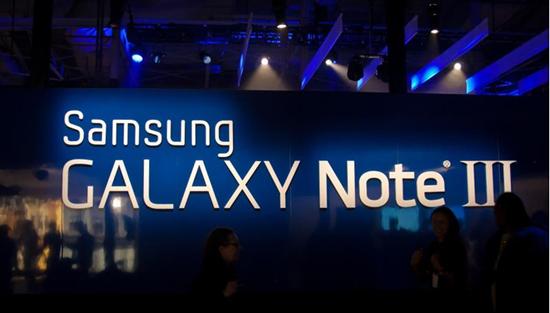 Samsung Galaxy Note 3 Voci