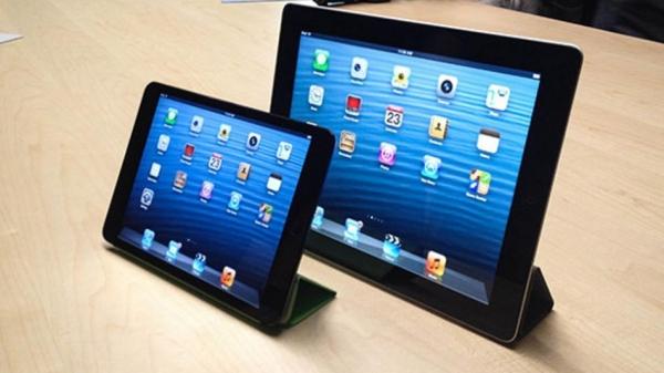 iPad 5 - Bigger iPad mini