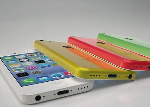 Purported iPhone 5C