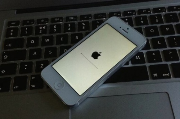 white-iphone-start-background