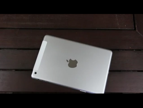 iPhone 5S et iPad Mini Info 2