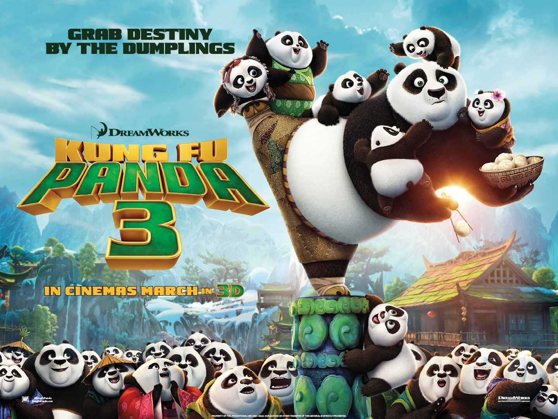 baby po kung fu panda wallpaper
