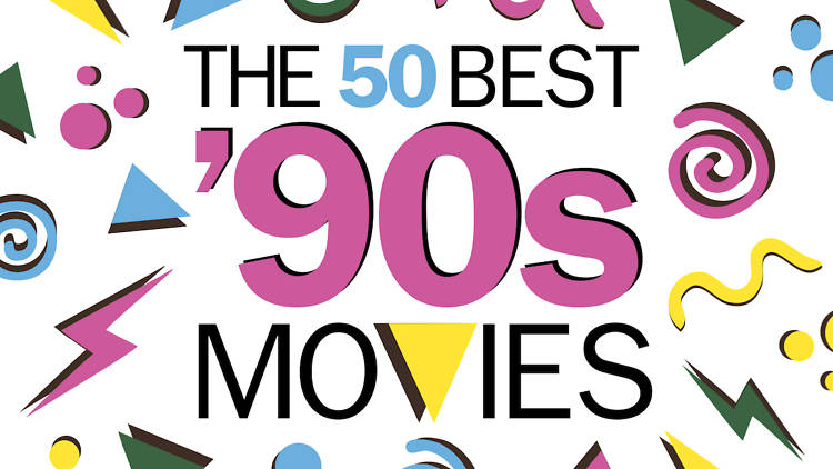 Top 50 90S movies
