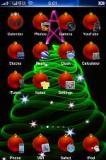 Neon árvore de Natal