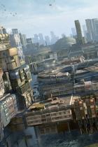 futurista da cidade