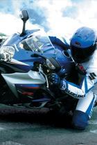motocicleta de suzuki