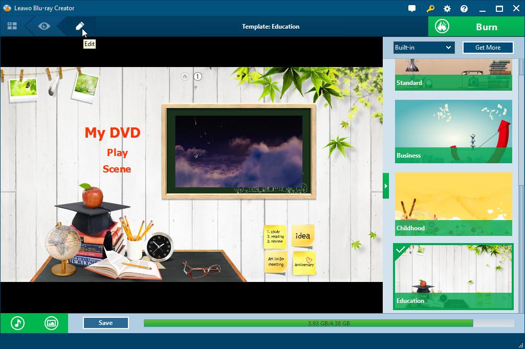 User Guide Of Blu Ray Creator How To Burn Video To Blu