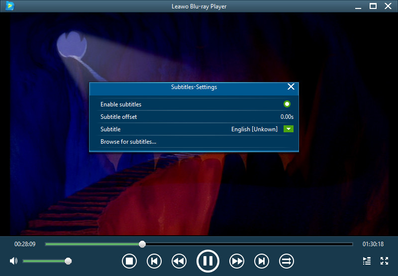 Leawo Blu-ray Player User Guide – How to Use Blu-ray Player Software?