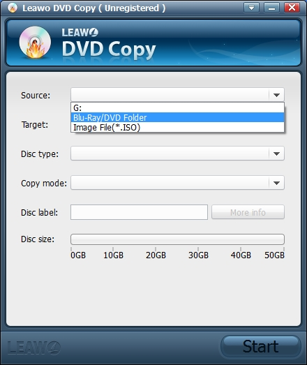 Copy movie protected