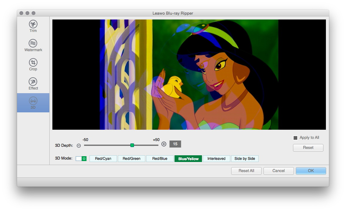 How to rip DVD & convert DVD to Video on Mac with Leawo Mac