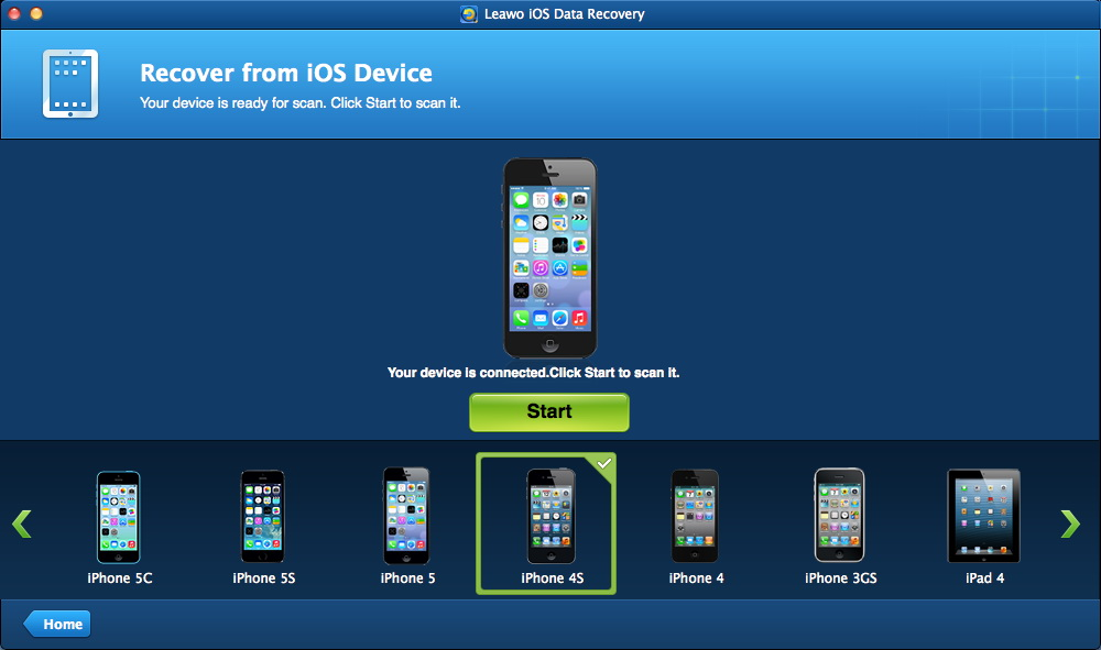 recover from ios device crack