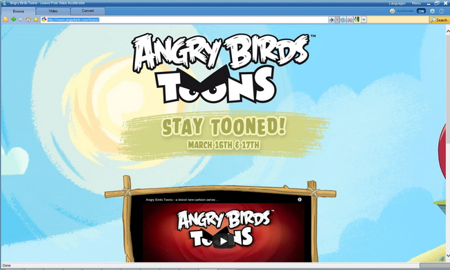 Download Angry Birds Toons With Free Video Downloader For Iphone