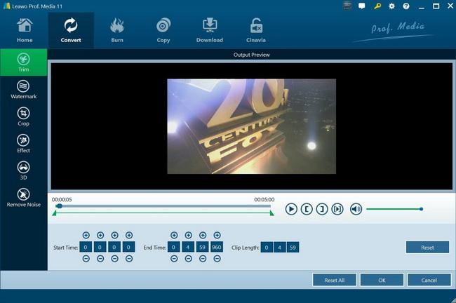 Edit AVI video