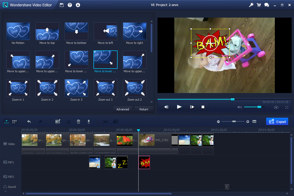 Video Editor User Guide