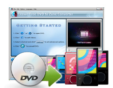 Leawo Free DVD to Zune Converter 2.3.3.0