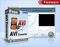 Free AVI Converter- AVI Video Converter to convert video to AVI from leawo.com