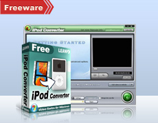 Free iPod Converter- video to iPod Converter converts video to iPod MP4 file! from leawo.com