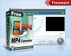 Download Leawo Free MP4 Converter