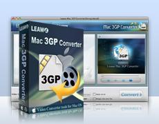 Leawo Mac 3GP Converter - Powerful mac 3gp video converter converts video to 3GP/3G2 for Mac. from leawo.com