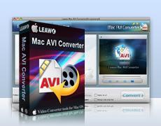 Leawo Mac AVI Converter - AVI Converter Mac fast converts video to AVI and audio on Mac OS, such as Mac MP4 to AVI, etc! from leawo.com