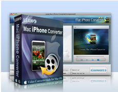 Leawo Mac iPhone Converter - One of the best iPhone Video Converter Mac can convert video to iPhone MP4 for Mac! from leawo.com