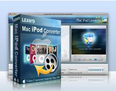 Leawo Mac iPod Converter - One of the best iPod Video Converter for Mac on converting video to iPod MP4 file on Mac OS! from leawo.com