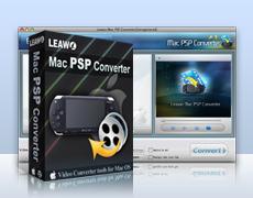 Leawo Mac PSP Converter - It's one of the best PSP video converter for Mac on converting video to PSP on Mac! from leawo.com