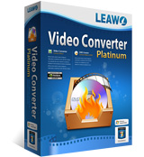 Purchase Leawo Video Converter Platinum