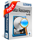 Leawo Data Recovery Mac