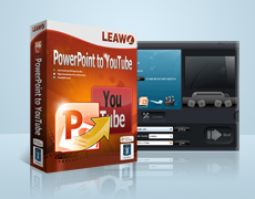Leawo PowerPoint to YouTube