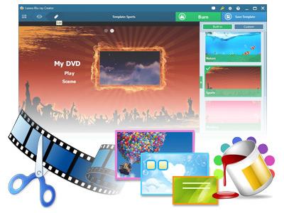 Blu-ray Creator - Best Blu-ray Burning Software Free Download