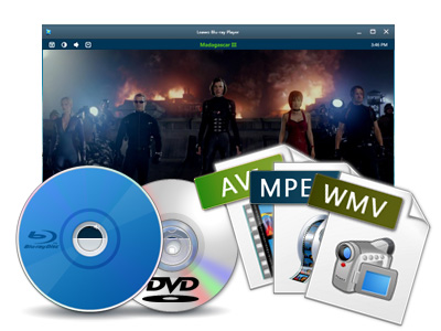 dvd cd media player free download