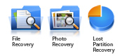 3 data recovery modes for Mac