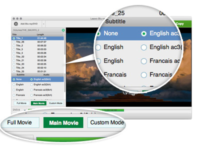 DVD Copy for Mac - Copy and backup DVD movies so easy!