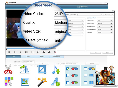 Video Converter & HD Converter - Best HD video software