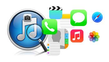 Recuperar 12 tipos de datos de todo touch iPhone, iPad e iPod