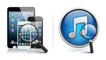 Recuperare dati da dispositivi iOS direttamente e iTunes Backup