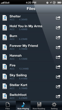 iOS File Manager – Best Free iPod & iPhone File Browser