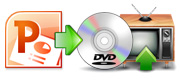 Create DVD movie from PowerPoint