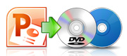 Convert PowerPoint 2013 to DVD