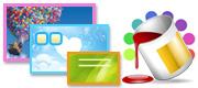 Navegue com / menu de DVD Blu-ray usando remoto