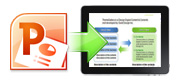 Play PowerPoint presentations on iPad