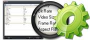 Ajustar os parâmetros de saída de vídeo
