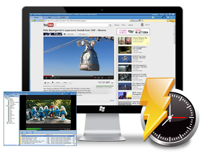 Youtube Downloader - Download Youtube videos with Free FLV