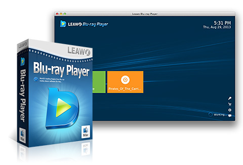Leawo Blu-ray Player per Mac