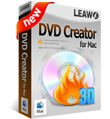 Leawo DVD Creator pour Mac